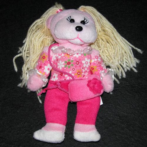 BEANIE KIDS - BLOSSOM THE SUMMER GIRL BEAR