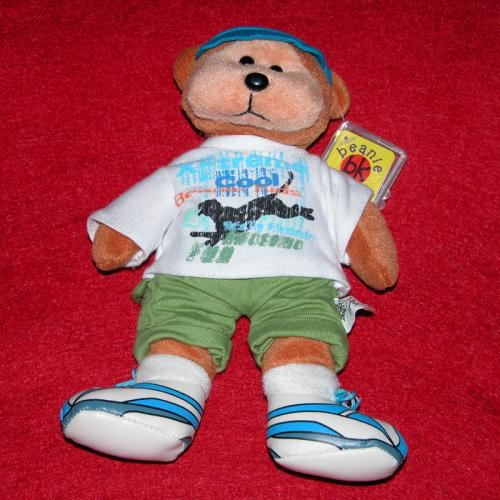 BEANIE KIDS - LIAM THE DUDE BEAR