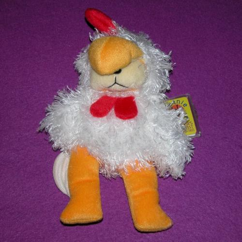 BEANIE KIDS - DOODLE-DOO THE ROOSTER BEAR