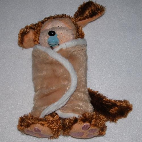 BEANIE KIDS - HUGGIE THE PUPPY BEAR