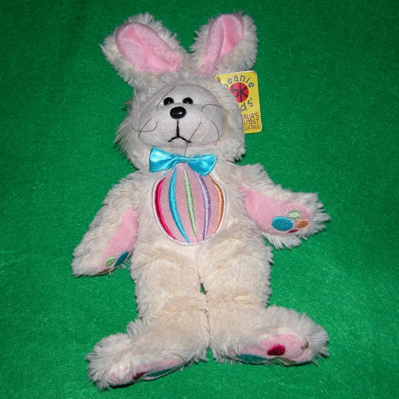 BEANIE KIDS - SPRINKLES THE EASTER BUNNY BEAR