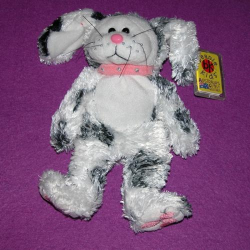 BEANIE KIDS - SCRUFFY THE PUPPY BEAR