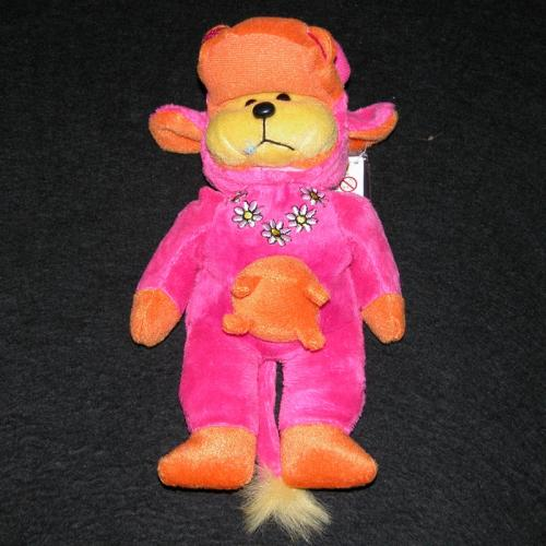 BEANIE KIDS - LULABELLE THE FUNKY COW BEAR