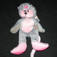 BEANIE KIDS - CHOMP THE PET RAT BEAR