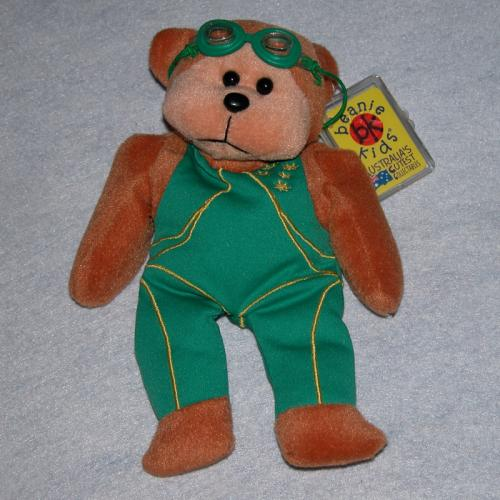 BEANIE KIDS - TORPEDO THE BEAR