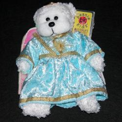 BEANIE KIDS - ANGELIC THE CHRISTMAS ANGEL BEAR