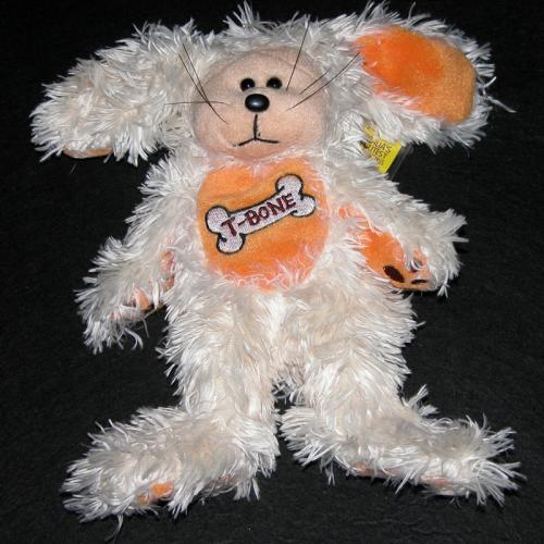 BEANIE KIDS - T-BONE THE DOG BEAR