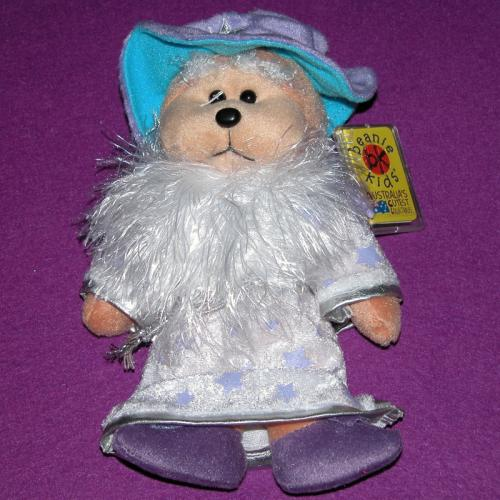 BEANIE KIDS - ELDERON THE WIZARD BEAR