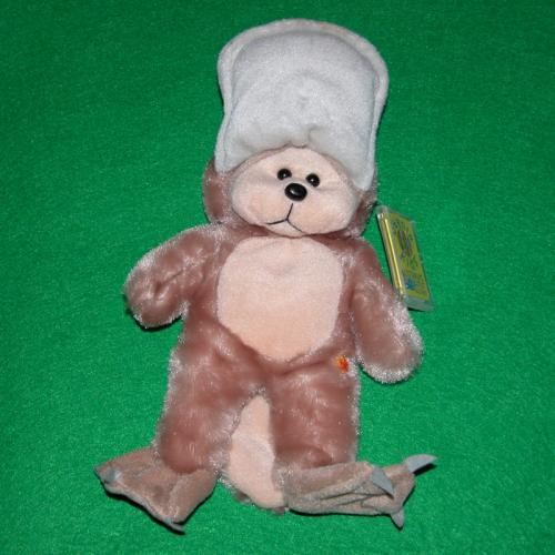 BEANIE KIDS - PATTY THE PLATYPUS BEAR
