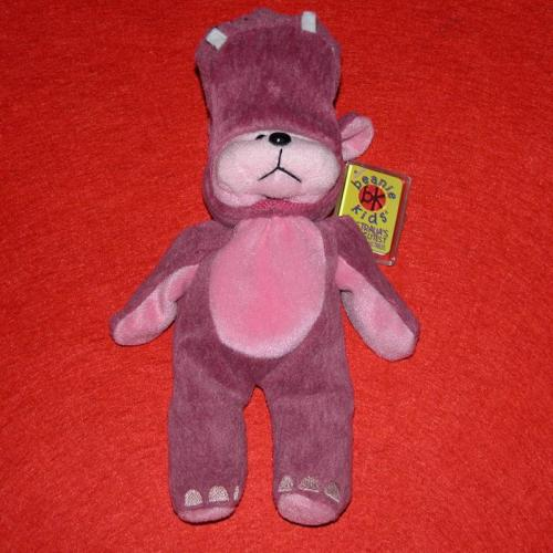 BEANIE KIDS - HENRIETTA THE HIPPO BEAR