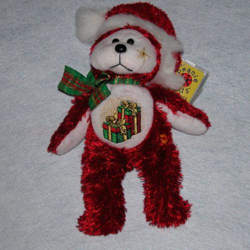 BEANIE KIDS - PREZZIE THE BEAR