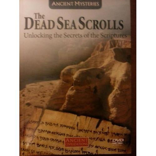 Ancient Civilizations: The Dead Sea Scrolls (DVD) History Channel