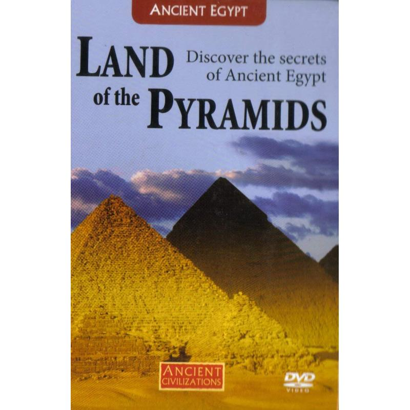 Ancient Civilizations: Land Of The Pyramids (DVD) History Channel