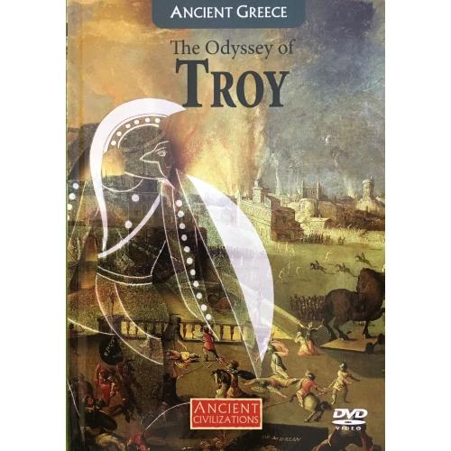 Ancient Civilizations: The Odyssey of Troy (DVD) History Channel