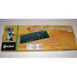 PS2 KEYBOARD BLACK