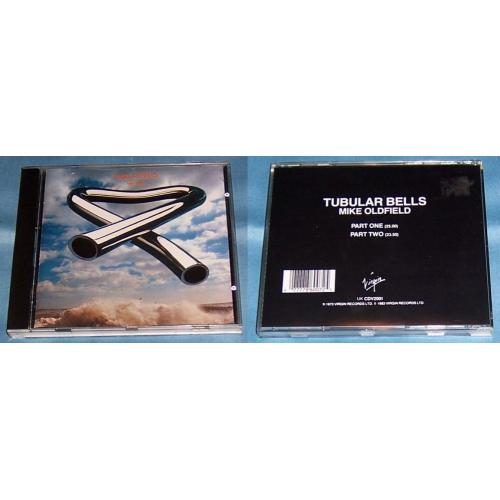 1973 1983 TUBULAR BELLS - Mike Oldfield - Music CD